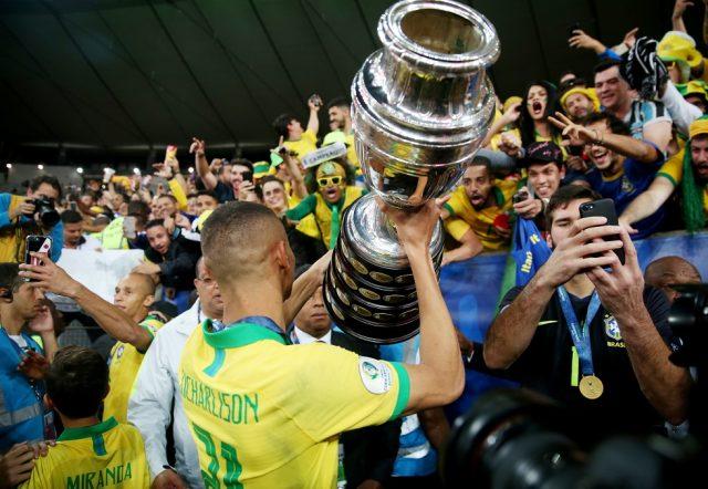 Live streaming Argentina vs Brazil free online? How to watch Argentina vs Brazil football match live free - Copa América 2021!