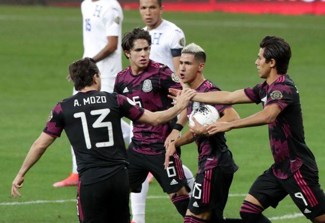 Mexico Squad Olympics 2021
