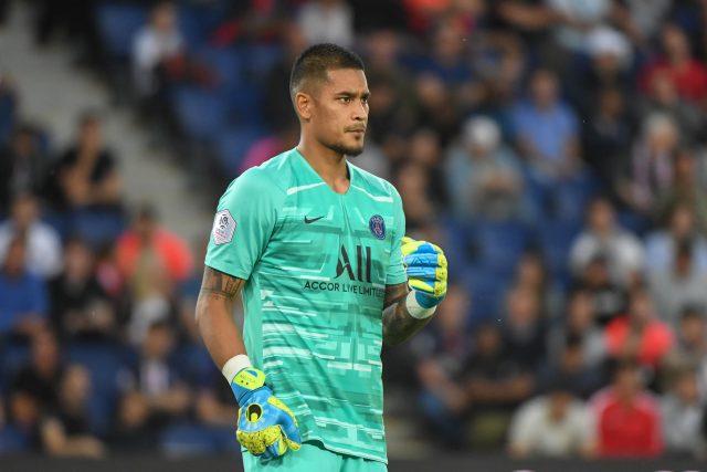 OFFICIAL: Alphonse Areola joins West Ham on a season-long loan