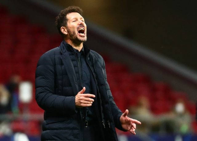 OFFICIAL: Atletico Madrid Extends Diego Simeone's Contract Until 2024