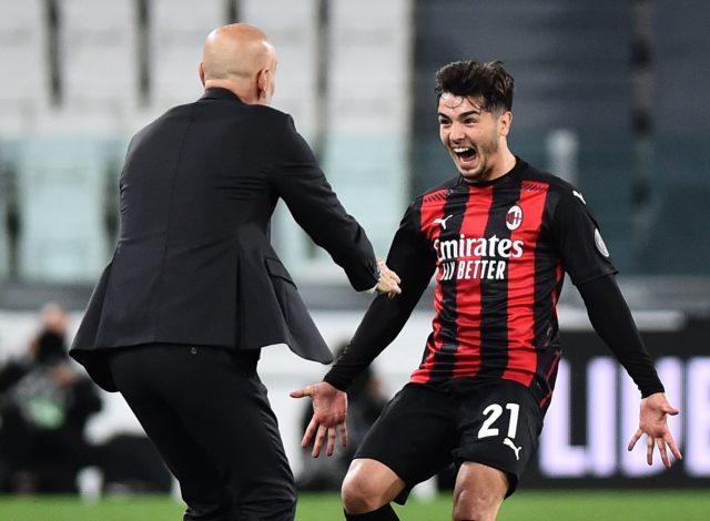 OFFICIAL: Brahim Diaz joins AC Milan on a two-year loan deal