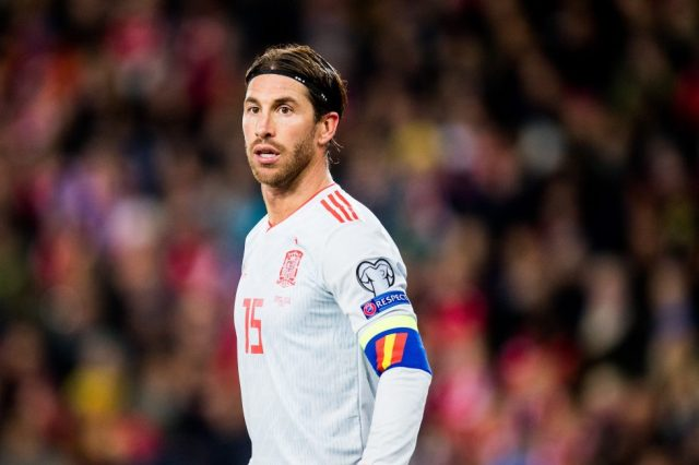 OFFICIAL: PSG confirms the signing of Sergio Ramos on a two-year contract