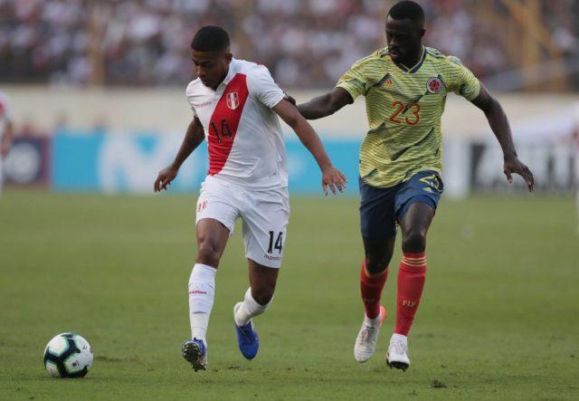 Peru vs Colombia Live Stream