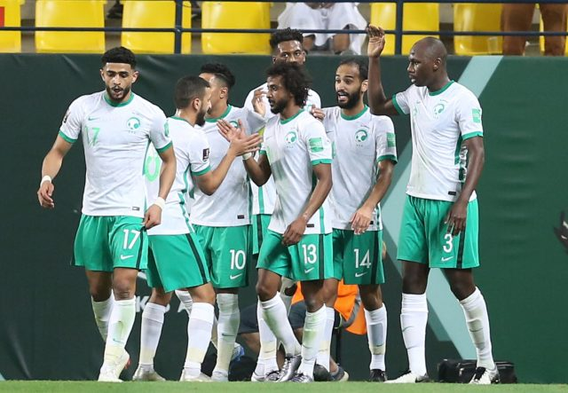 Saudi Arabia vs Brazil Live Stream
