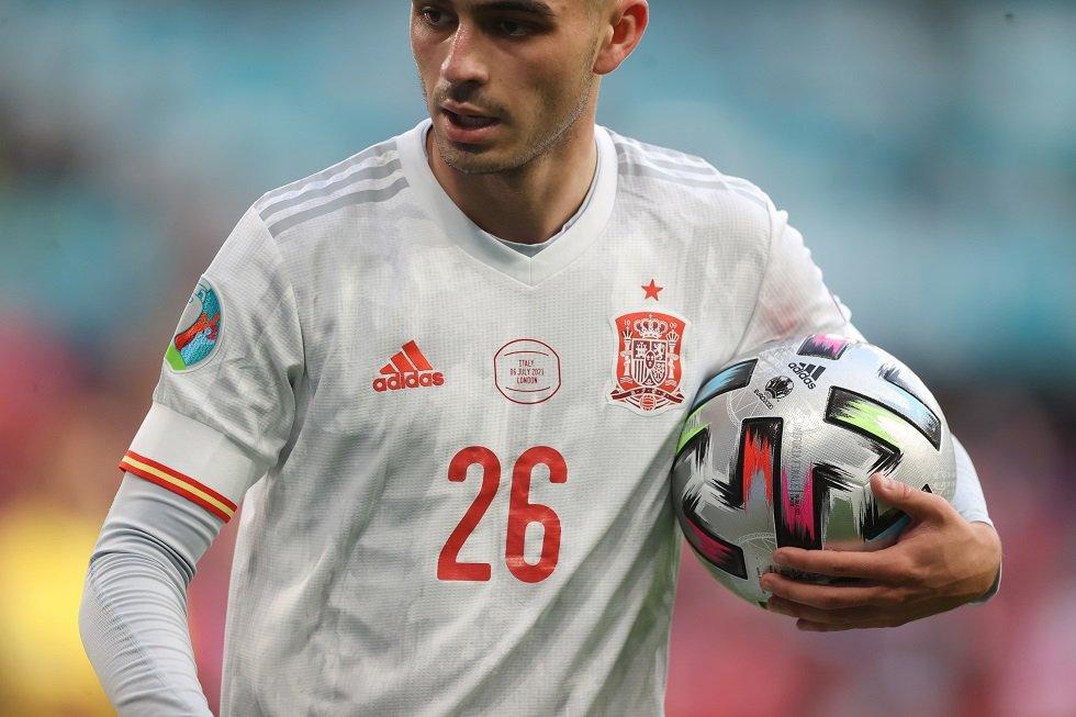 Spain Olympics 2021 Squad