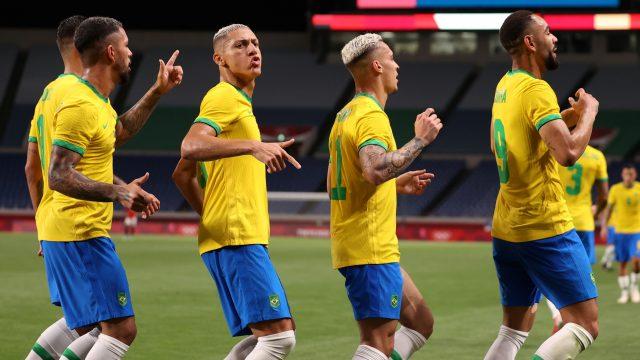 Mexico vs Brazil Head To Head