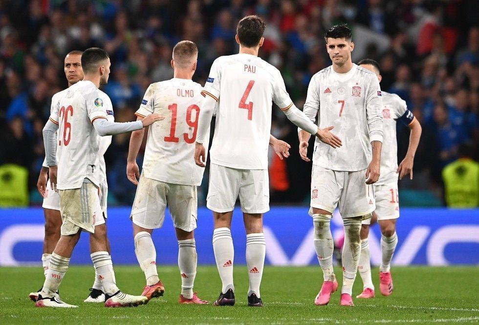 Spain vs Brazil Head to Head - Last Matches Results Records