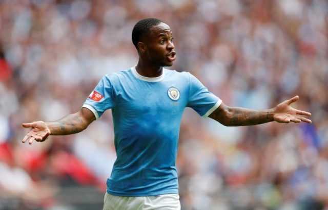 Tottenham should demand Sterling in Harry Kane deal with Man City