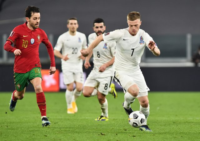 Azerbaijan vs Portugal head to head