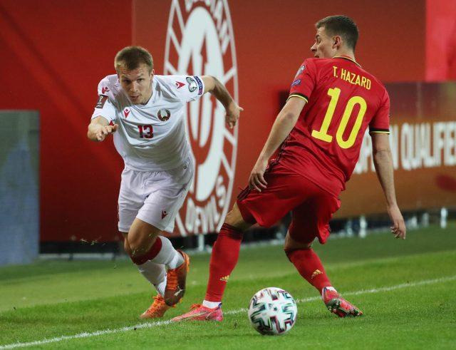 Belarus vs Belgium Head to Head