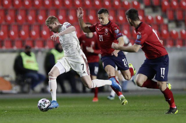 Belgium vs Czech Republic Head to Head