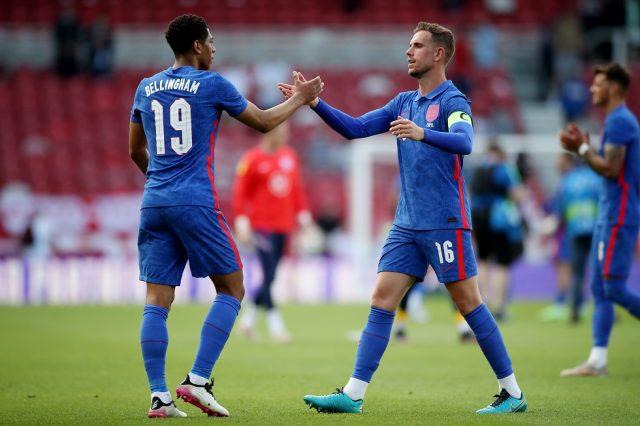 England vs Andorra head to head