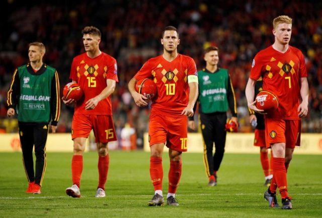 Estonia vs Belgium Live Stream