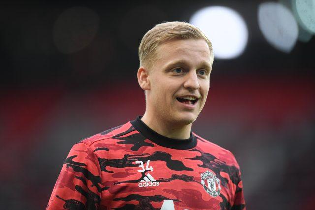 Everton could make a loan move for Donny van de Beek