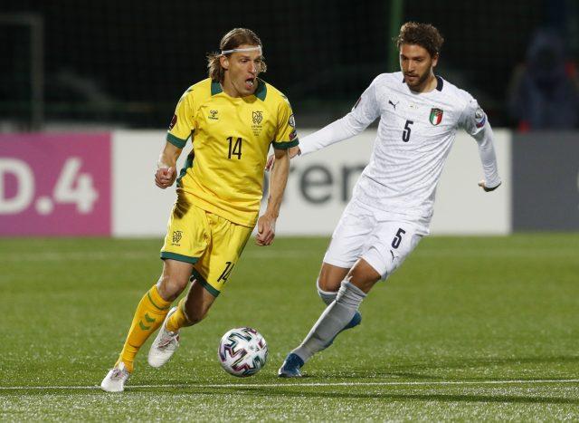 Italy vs Lithuania Head To Head