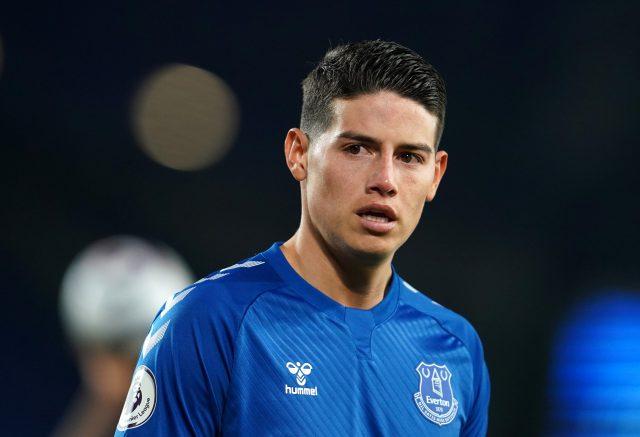 James Rodriguez Leaves Everton for Qatar Club Al-Rayyan