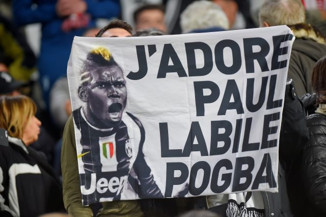Juventus plans January move for Manchester United's Paul Pogba