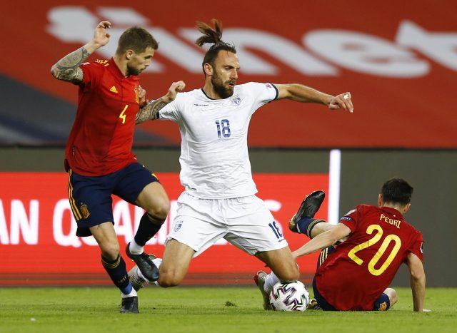 Kosovo vs Spain Head to Head