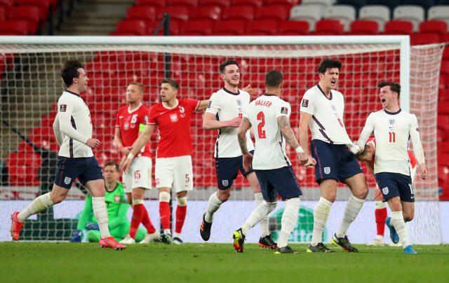 Poland vs England Head to Head