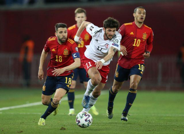 Spain vs Georgia Live Stream