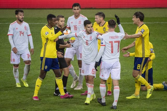 Sweden vs Spain Live Stream