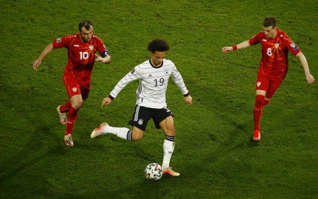North Macedonia vs Germany Head to Head