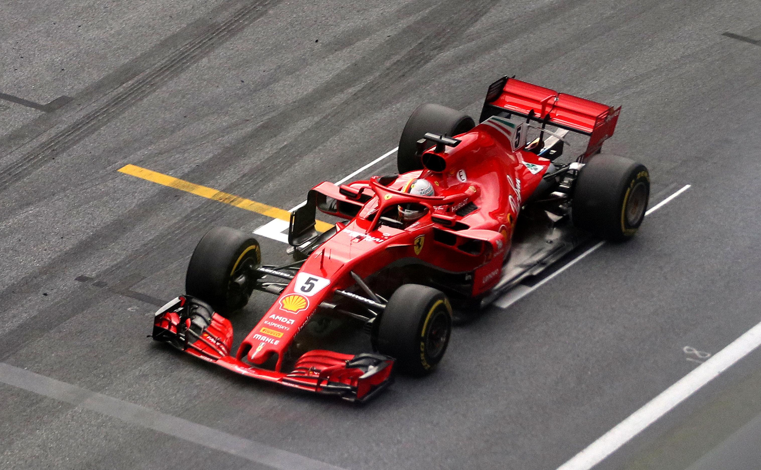 Formula 1 Driver salaries