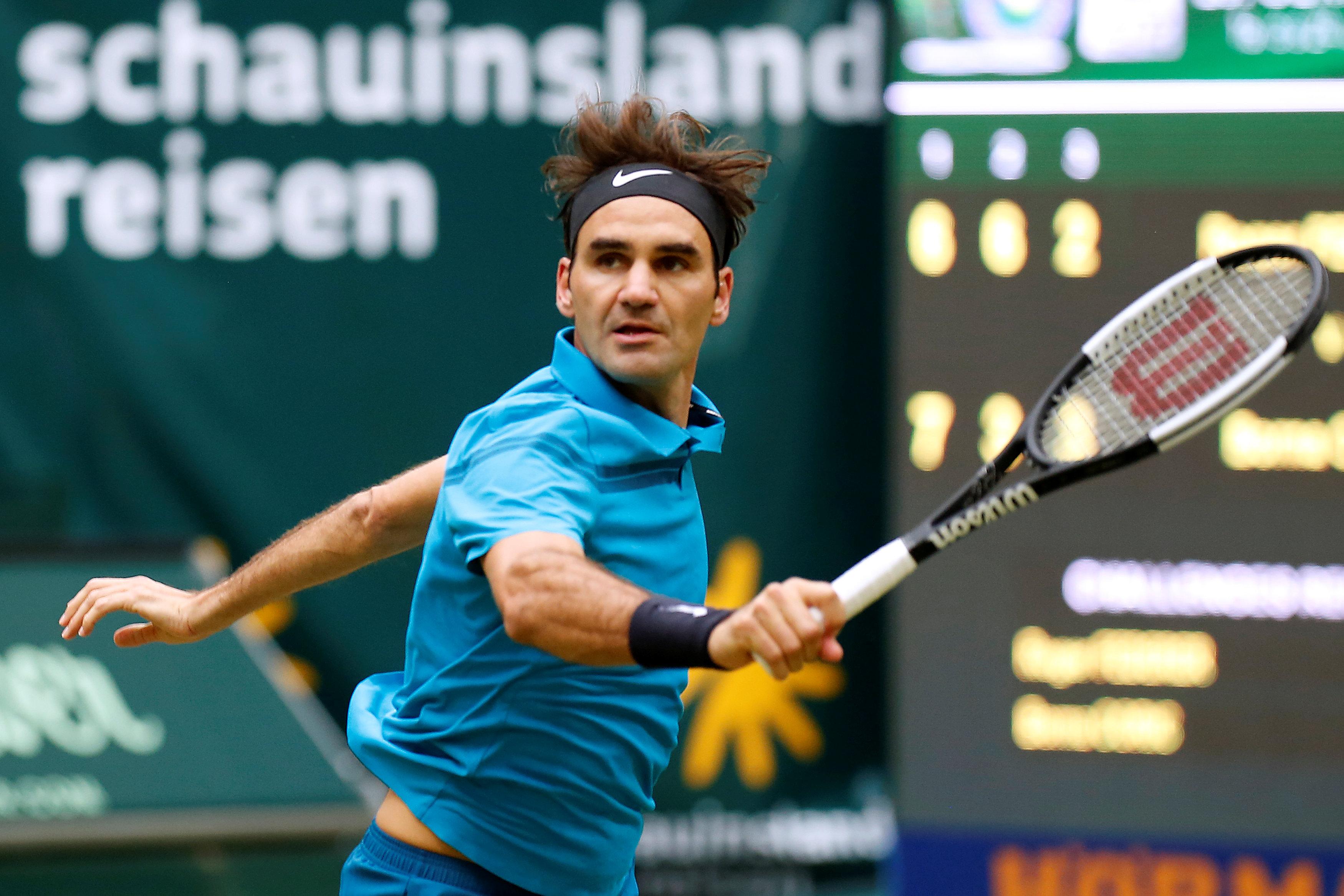 US Open Tennis Record Holders Roger Federer
